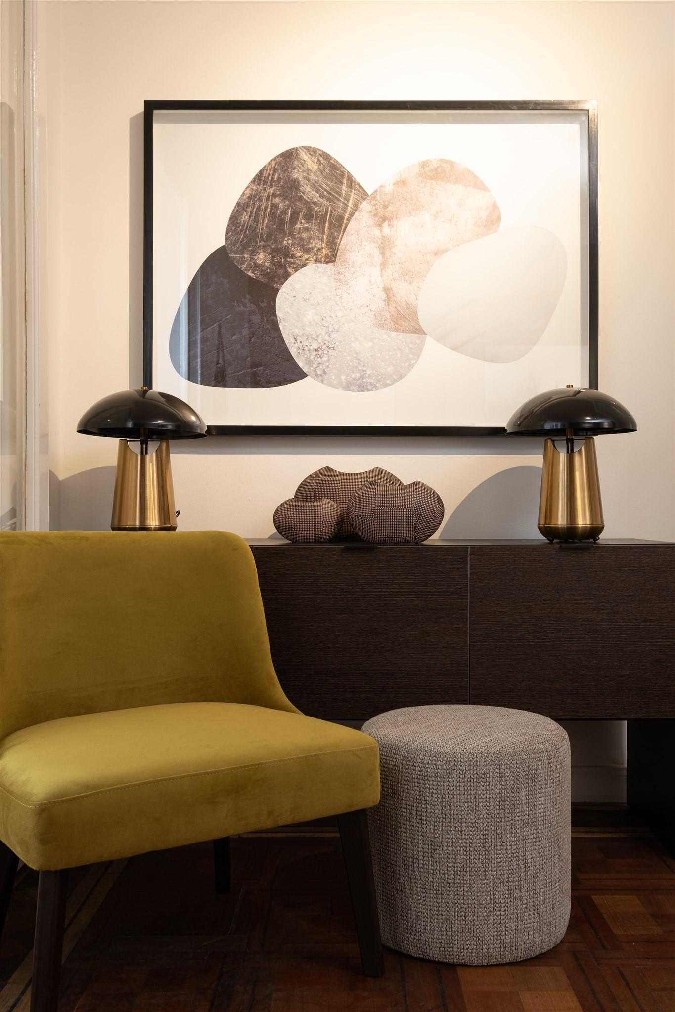 Proyecto diseño interior sala de espera